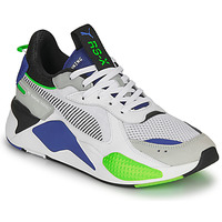kengät Miehet Matalavartiset tennarit Puma RS-X TOYS White / Blue / Grey