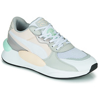 kengät Naiset Matalavartiset tennarit Puma RS 9.8 MERMAID White / Pink