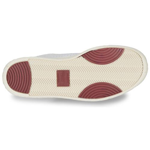Puma Ralph Sampson White / Laivastonsininen Bordeaux - Ilmainen Toimitus- Kengät Matalavartiset Tennarit Miehet 81