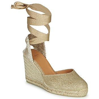 kengät Naiset Sandaalit ja avokkaat Castaner CARINA Kulta