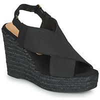 kengät Naiset Sandaalit ja avokkaat Castaner FEDERICA Musta