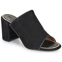 kengät Naiset Sandaalit Superdry EDIT MULE Musta