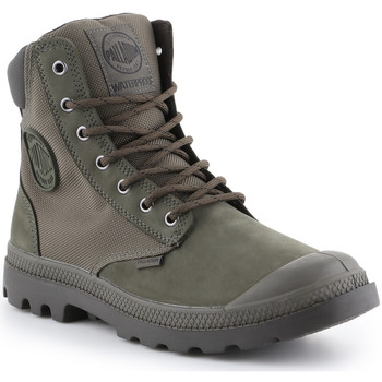 kengät Korkeavartiset tennarit Palladium Pampa Sport Cuff WPN 73234-309-M green