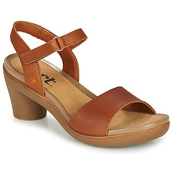 kengät Naiset Sandaalit ja avokkaat Art ALFAMA Brown