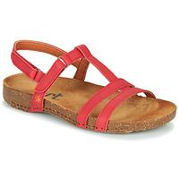 kengät Naiset Sandaalit ja avokkaat Art I BREATHE Red