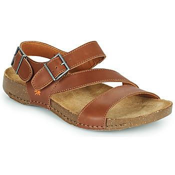 kengät Sandaalit ja avokkaat Art I BREATHE Ruskea