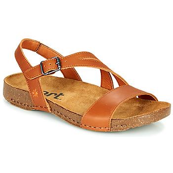 kengät Naiset Sandaalit ja avokkaat Art I BREATHE Brown