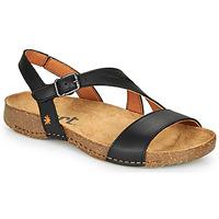 kengät Naiset Sandaalit ja avokkaat Art I BREATHE Black