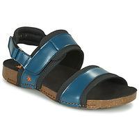 kengät Miehet Sandaalit ja avokkaat Art I BREATHE Blue