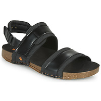 kengät Miehet Sandaalit ja avokkaat Art I BREATHE Musta