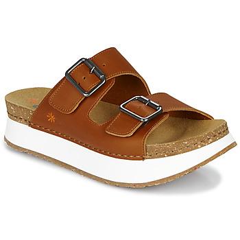 kengät Naiset Sandaalit Art MYKONOS Brown