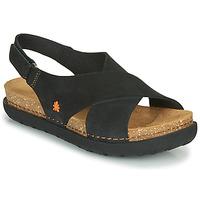 kengät Naiset Sandaalit ja avokkaat Art RHODES Black