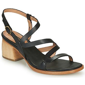kengät Naiset Sandaalit ja avokkaat Neosens VERDISO Black