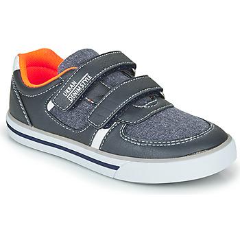 kengät Pojat Matalavartiset tennarit Chicco FREDERIC Blue / Orange