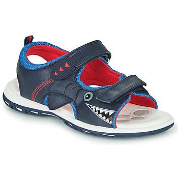 kengät Pojat Urheilusandaalit Chicco CAIL Blue