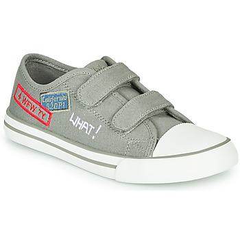 kengät Pojat Matalavartiset tennarit Chicco COCOS Grey