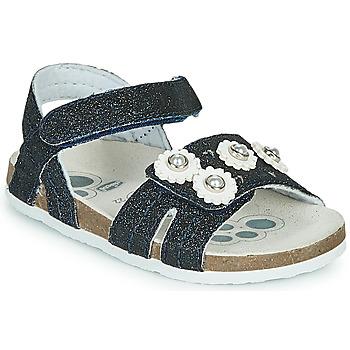 kengät Tytöt Sandaalit ja avokkaat Chicco HELENA Laivastonsininen