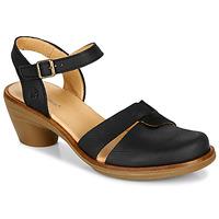 kengät Naiset Sandaalit ja avokkaat El Naturalista AQUA Black