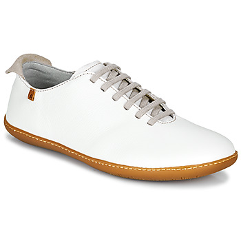 kengät Naiset Matalavartiset tennarit El Naturalista EL VIAJERO Valkoinen