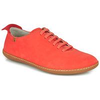 kengät Naiset Matalavartiset tennarit El Naturalista EL VIAJERO Corail