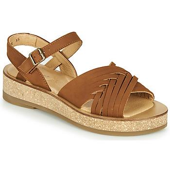 kengät Naiset Sandaalit ja avokkaat El Naturalista TÜLBEND Brown