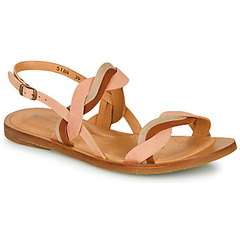 kengät Naiset Sandaalit ja avokkaat El Naturalista TULIP Pink / Brown / Beige