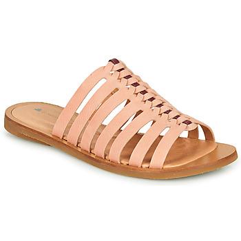 kengät Naiset Sandaalit El Naturalista TULIP Vaaleanpunainen