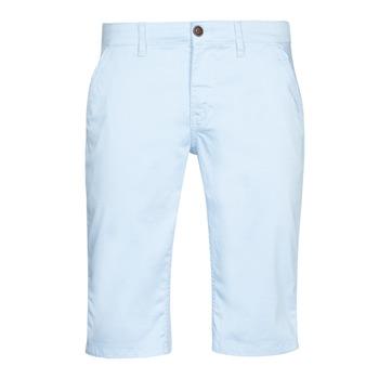 vaatteet Miehet Shortsit / Bermuda-shortsit Casual Attitude MARINE Blue