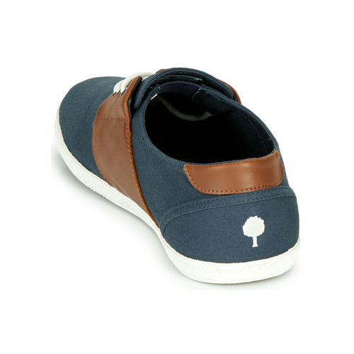 Naisten kengät Faguo CYPRESS Laivastonsininen / Brown  kengät Matalavartiset tennarit Miehet 6545