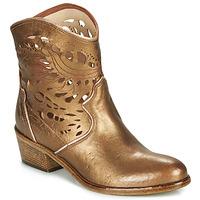 kengät Naiset Nilkkurit Fru.it COWGOLD Bronze