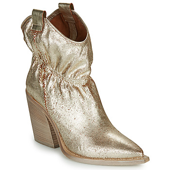 kengät Naiset Nilkkurit Fru.it  Kulta