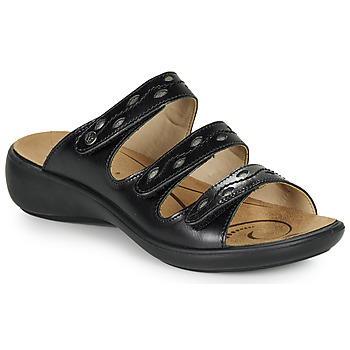 kengät Naiset Sandaalit Romika IBIZA 66 Black