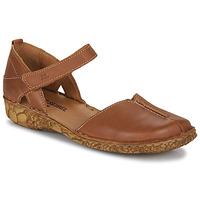kengät Naiset Sandaalit ja avokkaat Josef Seibel ROSALIE 42 Cognac