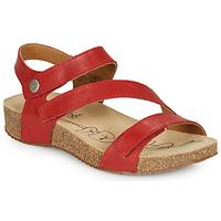 kengät Naiset Sandaalit ja avokkaat Josef Seibel TONGA 25 Red