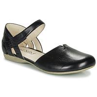 kengät Naiset Sandaalit ja avokkaat Josef Seibel fiona67 Black