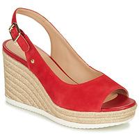 kengät Naiset Sandaalit ja avokkaat Geox D PONZA Red