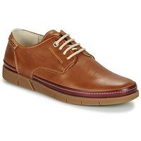 kengät Miehet Derby-kengät Pikolinos PALAMOS M0R Brandy
