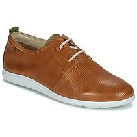 kengät Miehet Derby-kengät Pikolinos FARO M9F Brown / Green