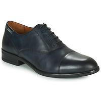 kengät Miehet Derby-kengät Pikolinos BRISTOL M7J Blue