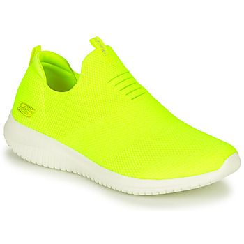 kengät Naiset Fitness / Training Skechers ULTRA FLEX Yellow