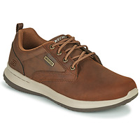 kengät Miehet Matalavartiset tennarit Skechers DELSON ANTIGO Brown