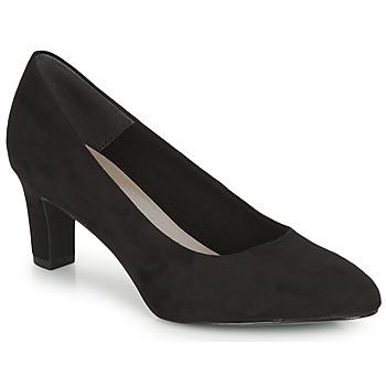kengät Naiset Korkokengät Tamaris DAENERYS Black