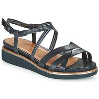 kengät Naiset Sandaalit ja avokkaat Tamaris  Laivastonsininen