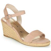 kengät Naiset Sandaalit ja avokkaat Tamaris LIVIA Pink