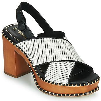 kengät Naiset Sandaalit ja avokkaat Tamaris CLAUDIE White