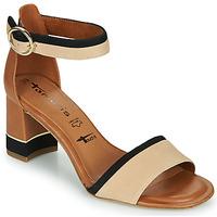 kengät Naiset Sandaalit ja avokkaat Tamaris DALINA Cognac