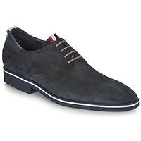 kengät Miehet Derby-kengät Lloyd JERSEY Laivastonsininen