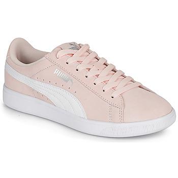 kengät Naiset Matalavartiset tennarit Puma VIKKY V2 ROSE Pink