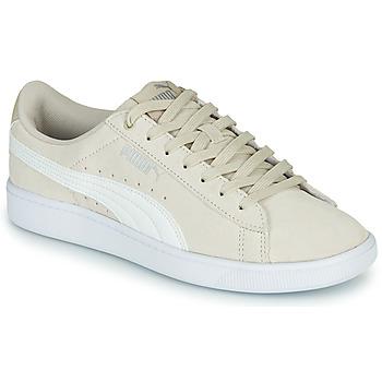 kengät Naiset Matalavartiset tennarit Puma VIKKY V2 GR Grey