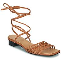 kengät Naiset Sandaalit ja avokkaat Vagabond Shoemakers ANNI Kamelinruskea